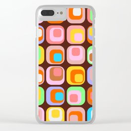 zappwaits 70s Clear iPhone Case