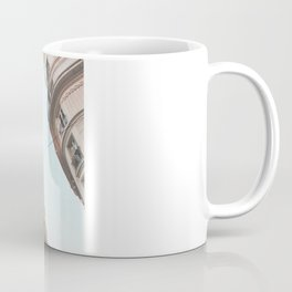 French Sky (Retro and Vintage Urban, architecture photography) Coffee Mug