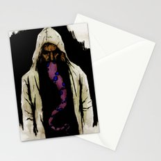 The Unfortunate Man Stationery Cards