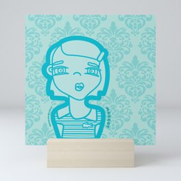 MARGOT Mini Art Print