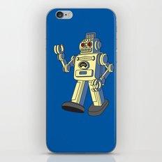 Robot 2.0 iPhone & iPod Skin