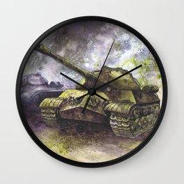 IS-3 Tanks Wall Clock