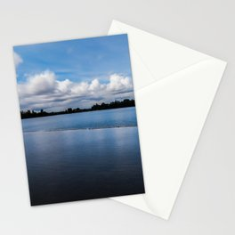 One dredging lake in Germany Stationery Cards