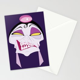 Real Monsters Stationery Cards