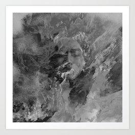Consciousness Art Print