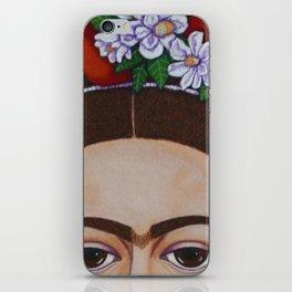 Those Eyebrows iPhone Skin