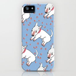 Lots Of Love From Luna iPhone Case