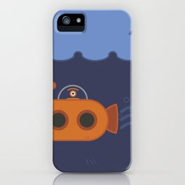 20 thousand leagues under the eye iPhone Case