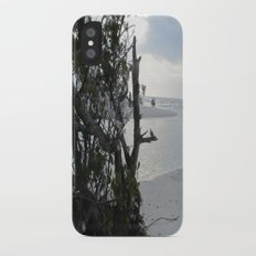 Shell Trees iPhone X Slim Case