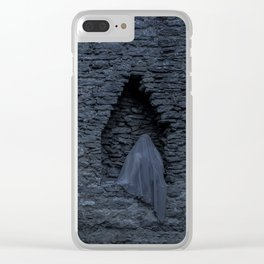 The shadow Clear iPhone Case