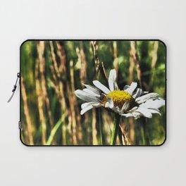 Single camomile Laptop Sleeve