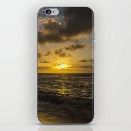 Golden Sunrise by Teresa Thompson iPhone Skin