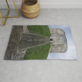 Clifford's tower Rug