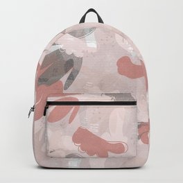 Pink against the rage Backpack