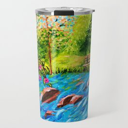 Creekside Beauty Travel Mug