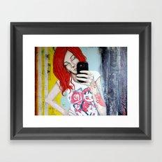 Louise Veistrom Framed Art Print