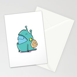 Snail-o Stationery Cards
