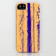 Gerhard Richter Inspired Abstract Urban Rain 4 Modern Art - Wall Decor Slim Case iPhone (5, 5s)