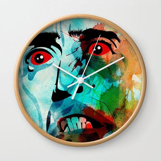 bloodsucker Wall Clock
