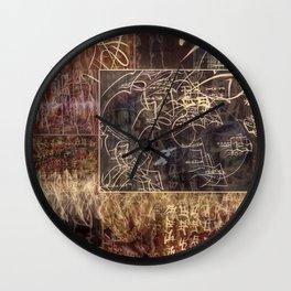 crow stories Wall Clock