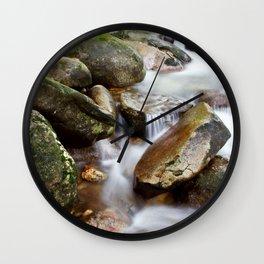 In the mood of zen ii Wall Clock