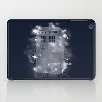 tardis iPad Cases featuring Tardis by Zach Terrell