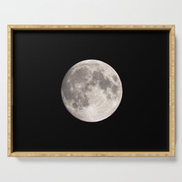 Full moon Serving Tray