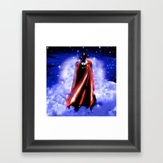 Night of the Bat Framed Art Print