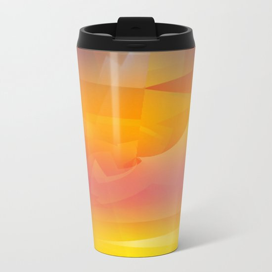 Captivating Metal Travel Mug