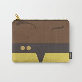 Tuvok - Star Trek Voyager VOY - Minimalist startrek Trektangle Trektangles Maquis - Delta Quadrant Carry-All Pouch