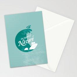 Legend of Nazaré Stationery Cards