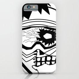 MTB Zombie iPhone Case