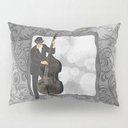 Double Bass Pillow Sham