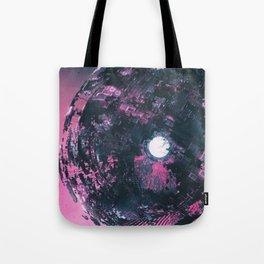 scifi fantasy illustration Tote Bag
