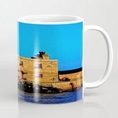 Howth Lighthouse Morning Mug