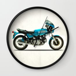 The '75 860 GT Wall Clock
