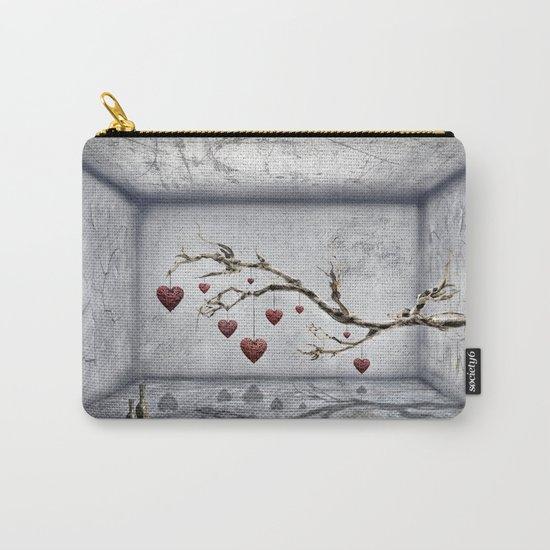 Der alte Liebesbaum  Carry-All Pouch