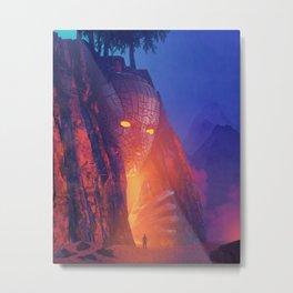 Or4cl3 Metal Print