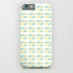 ORGANIC & NATURE (YELLOW-GREEN) iPhone 6s Slim Case