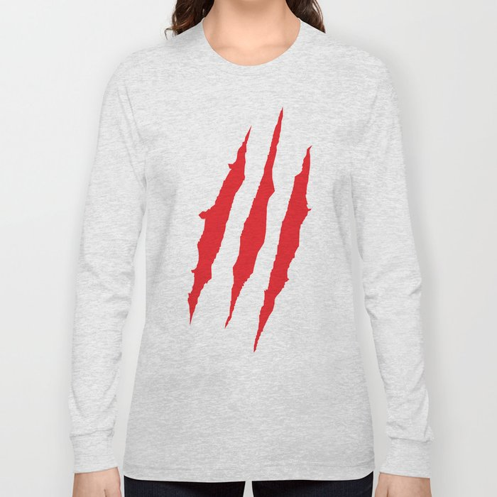 Claws Long Sleeve T-shirt
