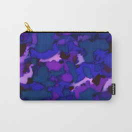 Deep depth blues Carry-All Pouch