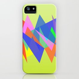 Magic Square 6589 iPhone Case