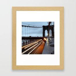 Good Morning New York 2 Framed Art Print