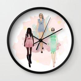 Fashionary 6 Wall Clock