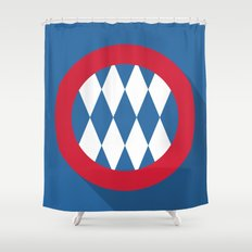 BMFC Shower Curtain