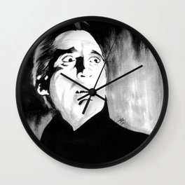My Revenge Has Spread Over Centuries And Has Just Begun! Wall Clock