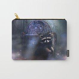 Raccoon Spirit Carry-All Pouch