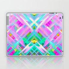 Colorful digital art splashing G473 Laptop & iPad Skin