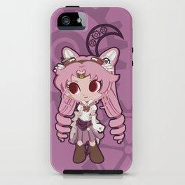Steampunk Chibimoon - Sailor Moon iPhone Case