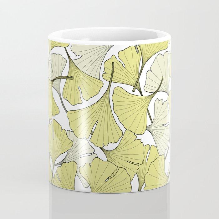 ginkgo leaves (special edition) Coffee Mug